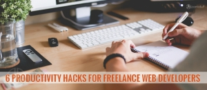 6 Productivity hacks for Freelance Web Developer