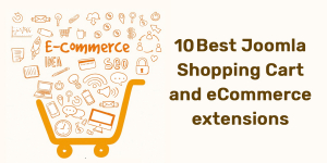 10 Best Joomla shopping cart and eCommerce extensions