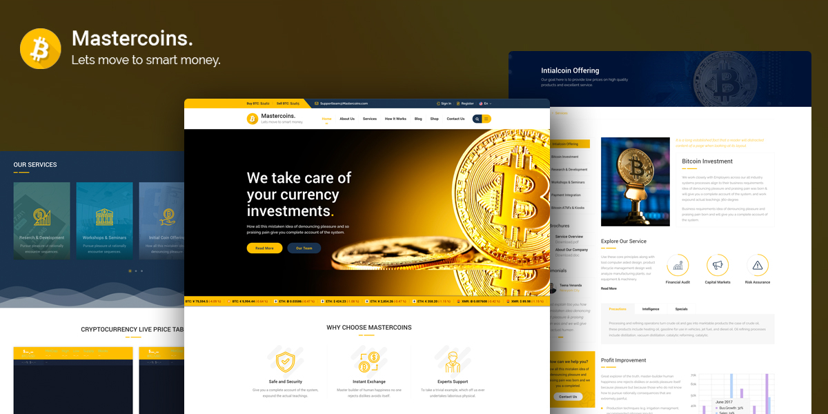 Master Coins: Your Partner in Crypto Currency Trading